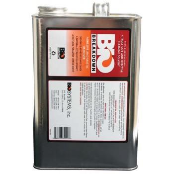 Bio Breakdown Citrus Adhesive Remover - Gallon