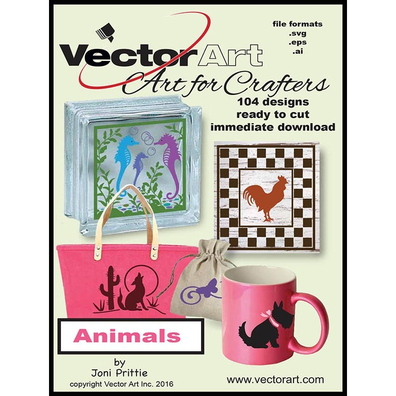Vector Art for Crafters - Animals
