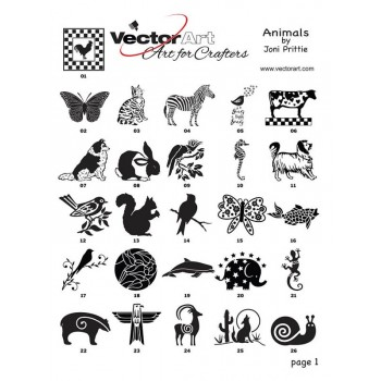 Vector Art for Crafters -...