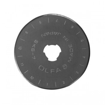 Olfa RB45-5 45mm Steel Rotary Blade