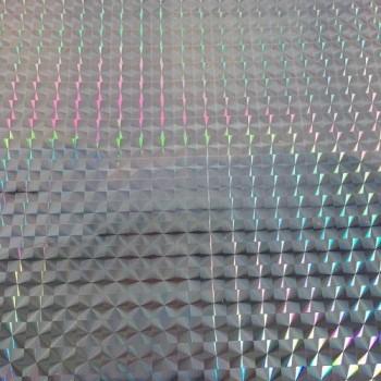 Gemstone Mosaic Silver 010