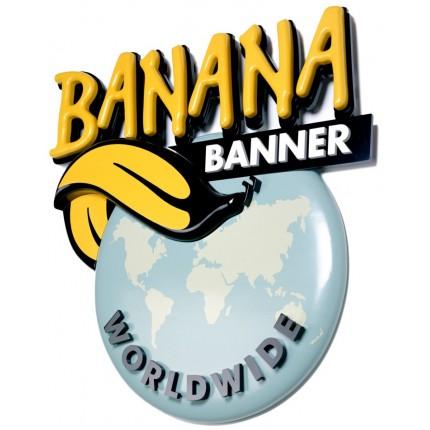 Banana Banner - 14oz