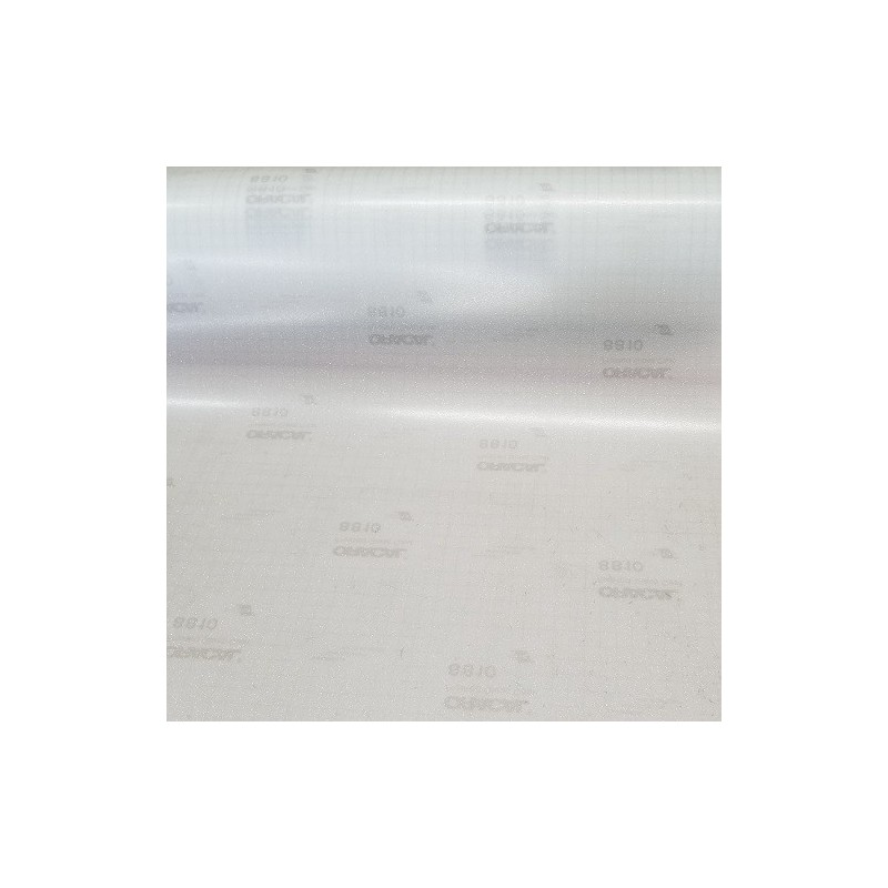 Oracal 8810-090 Silver Frosted Glass