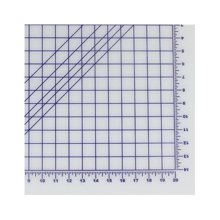 .150 Printed Cutting Mat Extra Thick