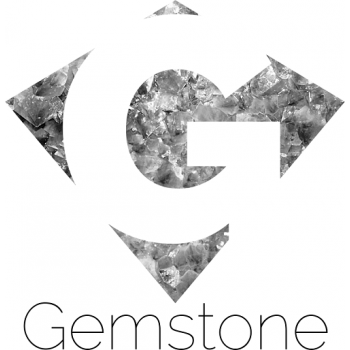 Gemstone Chalkboard Film