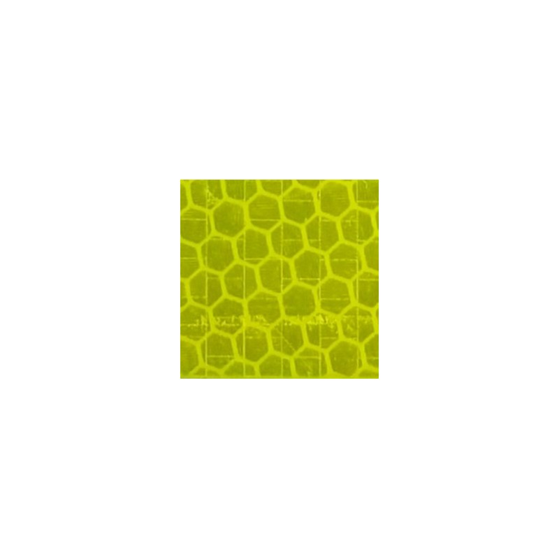 Avery T-7513 Fluorescent Yellow Green Prismatic