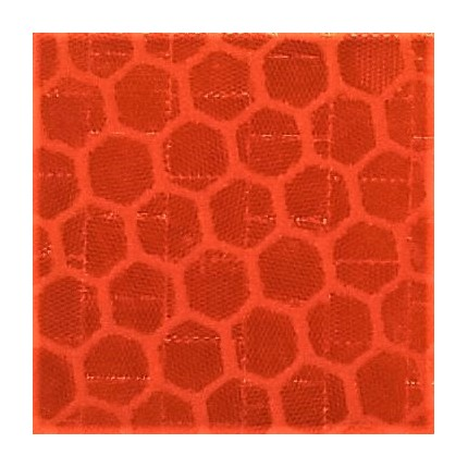 Avery W-7514 Fluorescent Orange Prismatic