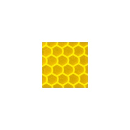 Oralite 6700 #020 Yellow Prismatic Reflective
