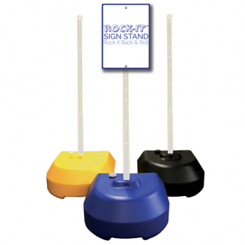 Rock-It Portable Post Stand 24""