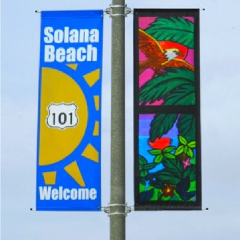 Street Banner Pole Brackets