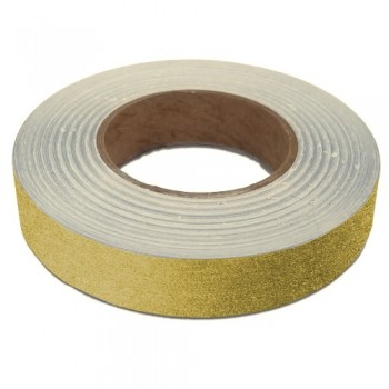 Gemstone Brushed Coarse Gold 023 1in Striping