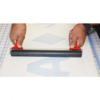 Roller Squeegee 12in