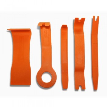 5 Pc Trim Removal Tool Set