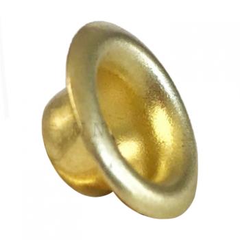 No.0 - 5.5mm Paper Eyelet Brass