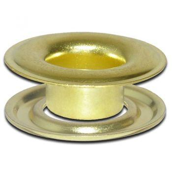 No.1-J - 1/4in Metal Grommets
