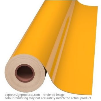 Oracal 8300-020 Golden Yellow Transparent 24in x 19yds