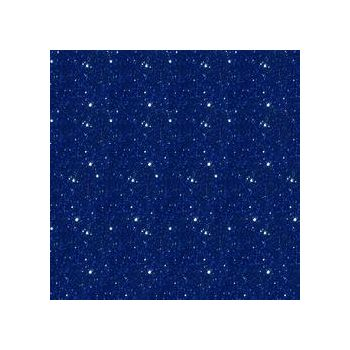 Universal No.182 Ultra Metallic Cobalt Blue Perf 15in X 25yds