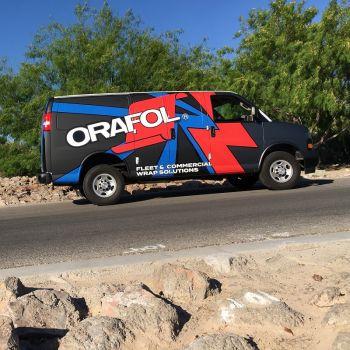 Orajet® 3751RA+ ProSlide Wrap