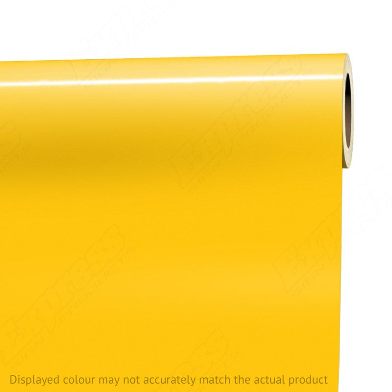 Oracal® 751RA 021 Yellow with RapidAir®