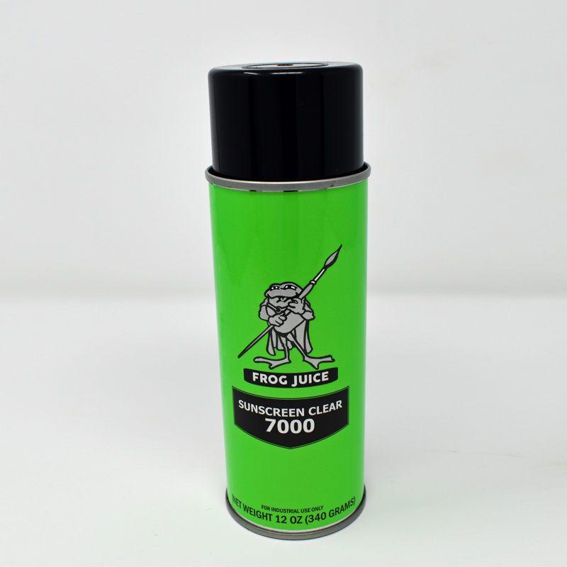 Frog Juice Solvent-Based Aerosol