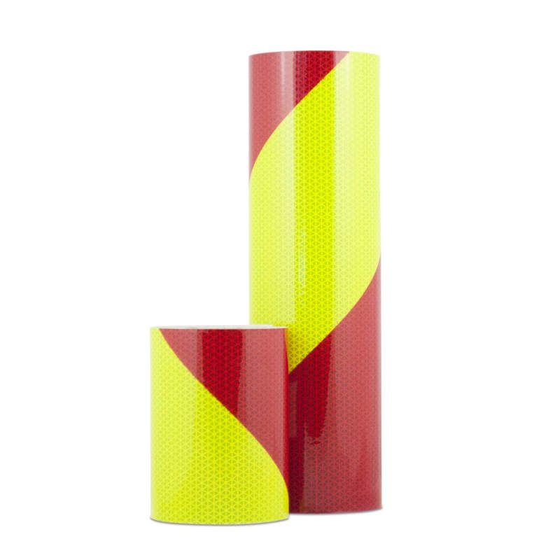 Oralite® V98 Pre-Striped Chevron Reflective Sheeting