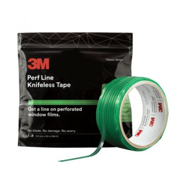 Perf Line 1/4in Knifeless Tape
