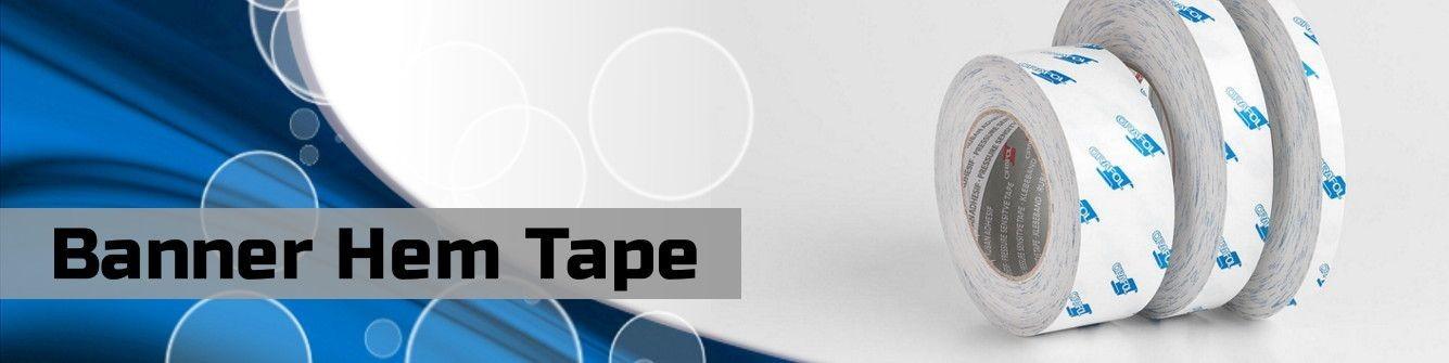 Banner Hem Tape
