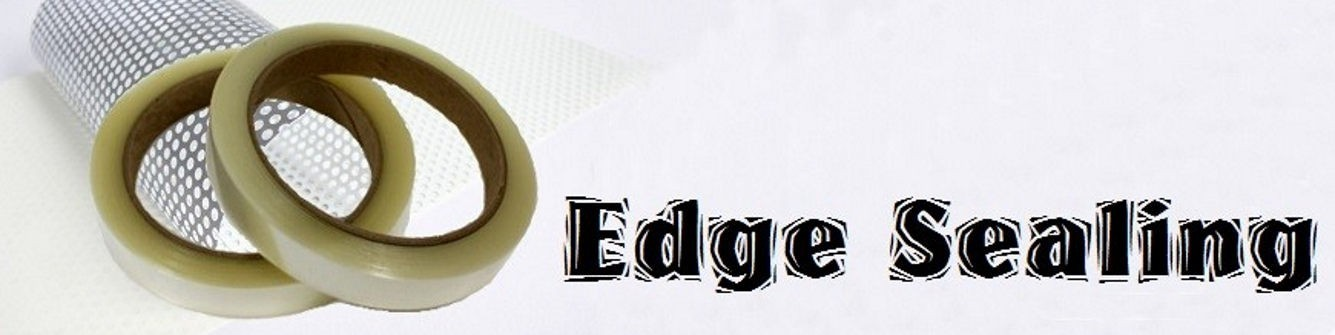 Edge Sealing Tape - Express Sign Products