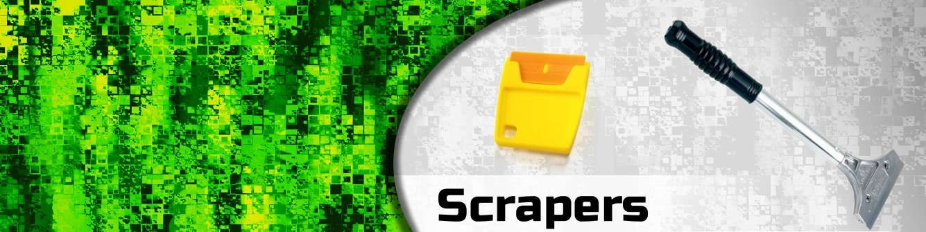 Scrapers - Vinyl Removal Tools - Express Sign Products