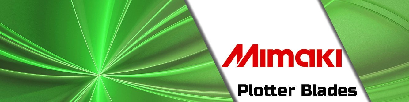 Mimaki Plotter Blades - Express Sign Products
