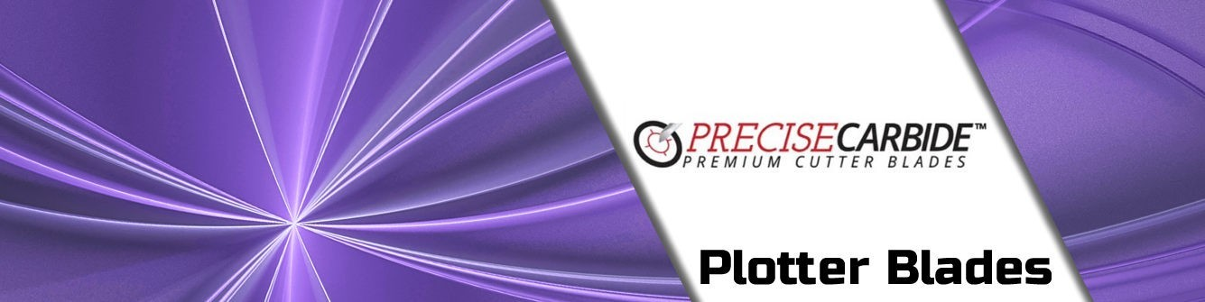 Precise Carbide Plotter Blades - Express Sign Products