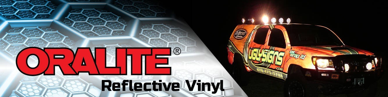 ORALITE® Reflective Vinyl - Express Sign Products