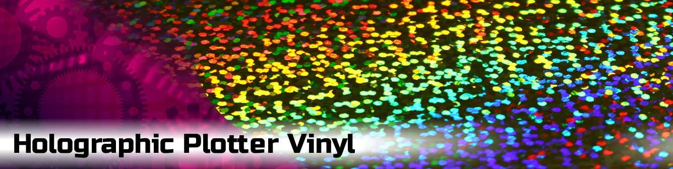 Holographic Vinyl - Express Sign Products