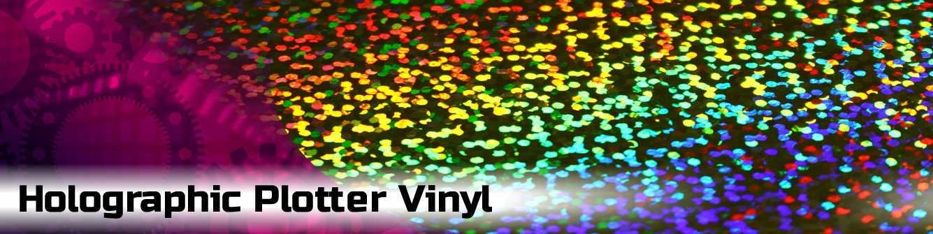 Iridescent - Plotter Vinyl