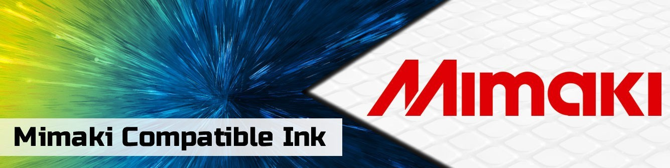 For Mimaki Printers - Mild Solvent Ink