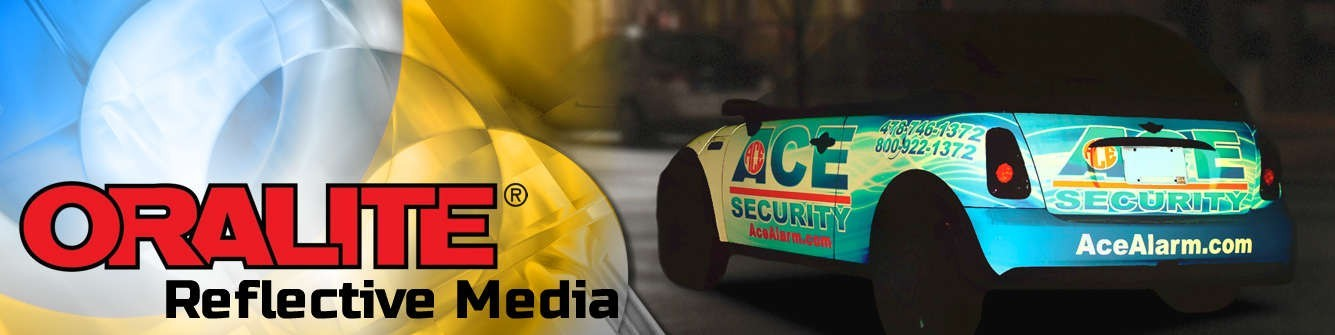 ORALITE® Reflective Digital Media - Express Sign Products