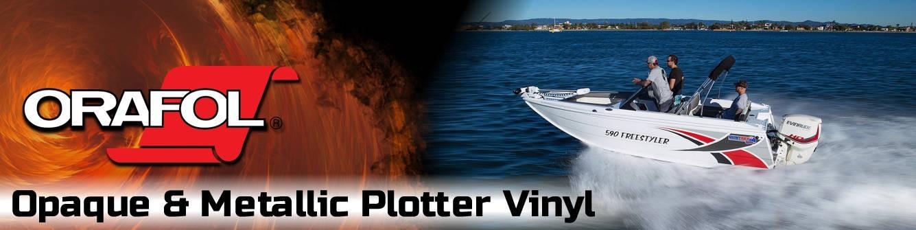 ORACAL® Opaque & Metallic Plotter Vinyl