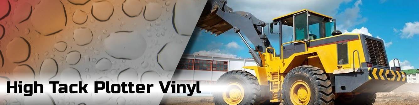 High Tack Adhesive Vinyl - Express Sign Products