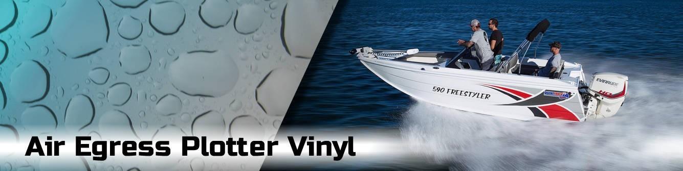 Air Egress Plotter Vinyl - Express Sign Products