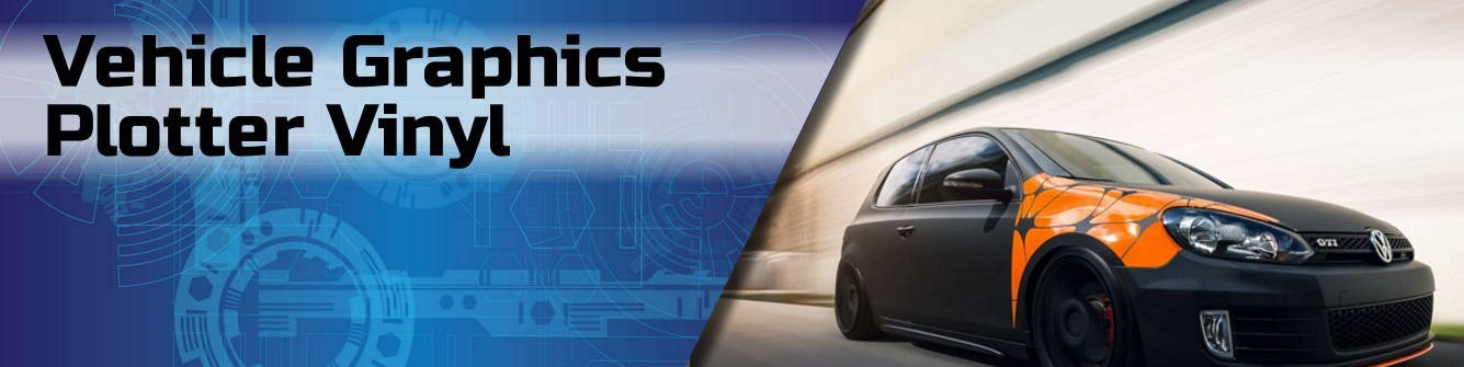 Plotter Vinyl for Vehicle Graphics - Express Sign Products