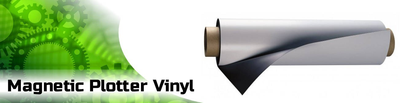 Magnetic Sheeting - Plotter Vinyl - Express Sign Products