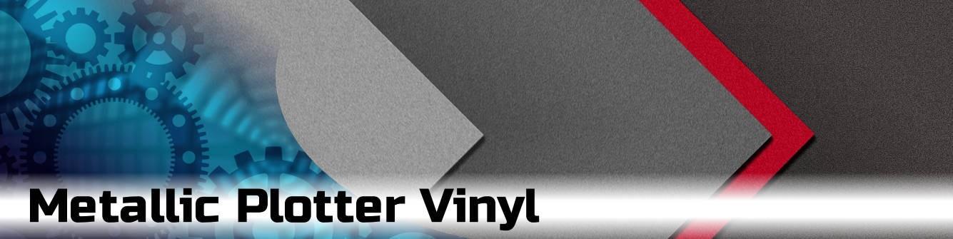 Metallic Plotter Vinyl - Express Sign Products