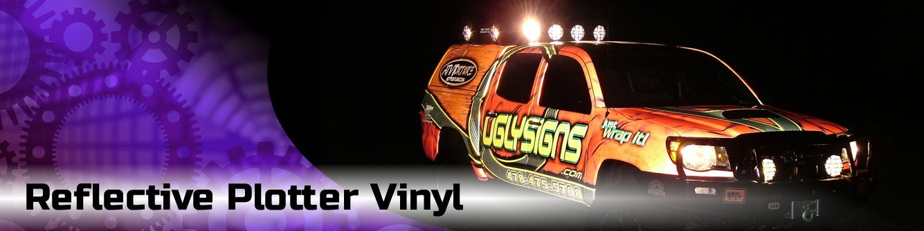 Reflective Vinyl - Express Sign Products