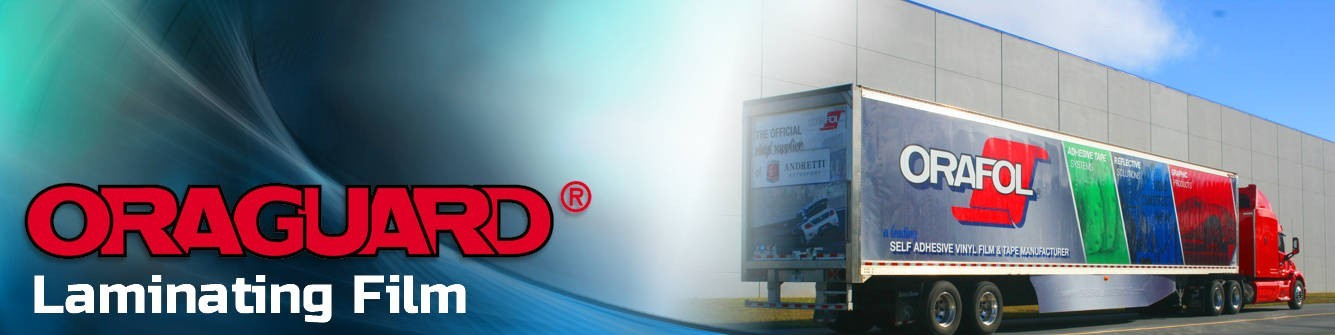 ORAGUARD® Laminating Films - Express Sign Products